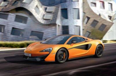 McLaren 570S Coupé 2