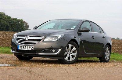 Vauxhall Insignia Hatchback 2