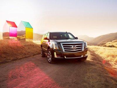 Cadillac Escalade thế hệ hiện tại.