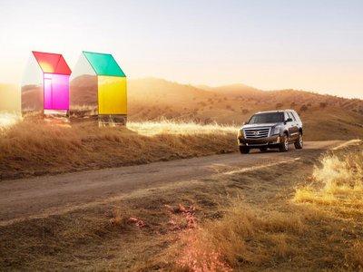 Cadillac Escalade - Mẫu SUV hạng sang hàng đầu dành cho các gia đình 1