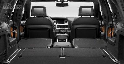 Audi Q7 thế hệ đầu tiên có không gian cực kỳ rộng rãi 1