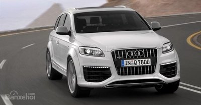 Audi Q7 thế hệ đầu tiên mang lại cảm giác lái của 1 chiếc Avant cỡ lớn 2