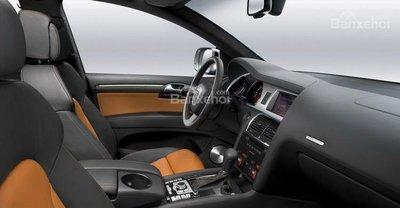 Audi Q7 thế hệ đầu tiên mang lại cảm giác thoải mái nhất trên mọi phương diện 1