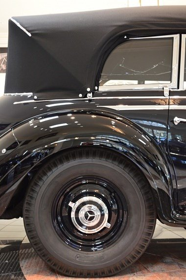 770K Grosser W150 Offener Tourenwagen.