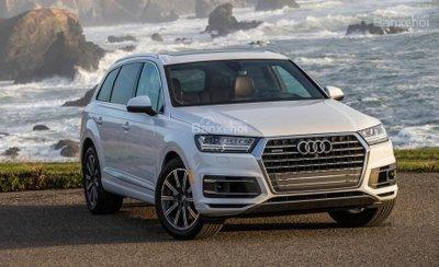 Audi Q7 2018.