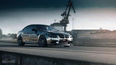 BMW M3 Coupe khoác lên mình bộ cánh mới bóng bẩy 1