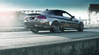 BMW M3 Coupe khoác lên mình bộ cánh mới bóng bẩy 4