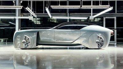 Hết BMW, đến lượt Mini & Rolls-Royce ra mắt concept Vision 100 8
