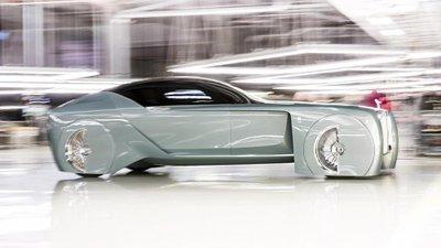 Hết BMW, đến lượt Mini & Rolls-Royce ra mắt concept Vision 100 10