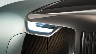 Hết BMW, đến lượt Mini & Rolls-Royce ra mắt concept Vision 100 21