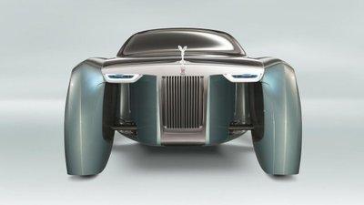Hết BMW, đến lượt Mini & Rolls-Royce ra mắt concept Vision 100 9