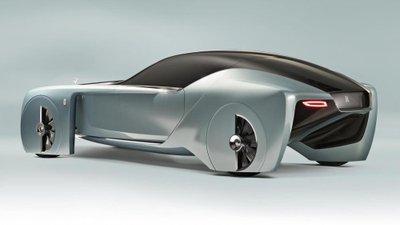 Hết BMW, đến lượt Mini & Rolls-Royce ra mắt concept Vision 100 6
