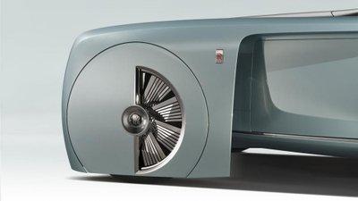 Hết BMW, đến lượt Mini & Rolls-Royce ra mắt concept Vision 100 15