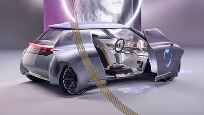 Hết BMW, đến lượt Mini & Rolls-Royce ra mắt concept Vision 100 22