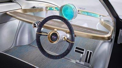 Hết BMW, đến lượt Mini & Rolls-Royce ra mắt concept Vision 100 25