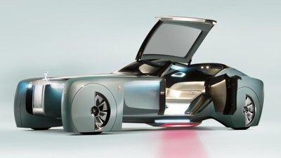 Hết BMW, đến lượt Mini & Rolls-Royce ra mắt concept Vision 100 4