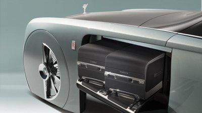 Hết BMW, đến lượt Mini & Rolls-Royce ra mắt concept Vision 100 14