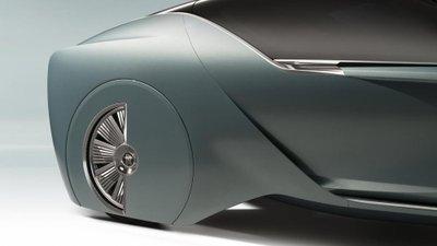 Hết BMW, đến lượt Mini & Rolls-Royce ra mắt concept Vision 100 16