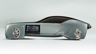 Hết BMW, đến lượt Mini & Rolls-Royce ra mắt concept Vision 100 13