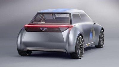 Hết BMW, đến lượt Mini & Rolls-Royce ra mắt concept Vision 100 24