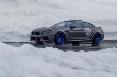 BMW 650ix Gran Coupe độ Fostla khác biệt hoàn toàn 1