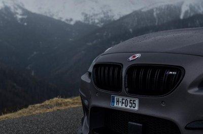BMW 650ix Gran Coupe độ Fostla khác biệt hoàn toàn 9