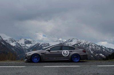 BMW 650ix Gran Coupe độ Fostla khác biệt hoàn toàn 6