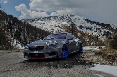 BMW 650ix Gran Coupe độ Fostla khác biệt hoàn toàn.