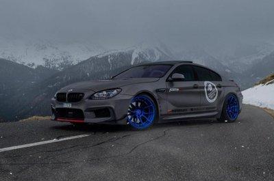BMW 650ix Gran Coupe độ Fostla khác biệt hoàn toàn 5