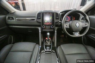 Renault Koleos chính thức ra mắt thị trường Malaysia 2
