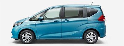 Honda Freed lộ diện ngây trước ngày ra mắt 3
