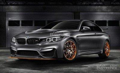 Năm 2019, hệ thống phun nước trên BMW M4 GTS sẽ được ứng dụng rộng rãi