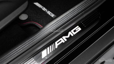 Mercedes-AMG GLC 43 Coupe 2017 lộ diện trước thềm triển lãm Paris A18