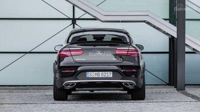 Mercedes-AMG GLC 43 Coupe 2017 lộ diện trước thềm triển lãm Paris A6