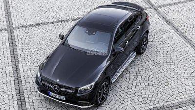 Mercedes-AMG GLC 43 Coupe 2017 lộ diện trước thềm triển lãm Paris A5