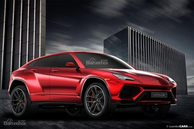 Xem trước siêu SUV Lamborghini Urus phiên bản sản xuất a13