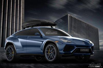 Xem trước siêu SUV Lamborghini Urus phiên bản sản xuất a11