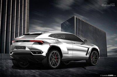 Xem trước siêu SUV Lamborghini Urus phiên bản sản xuất a2