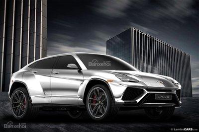 Xem trước siêu SUV Lamborghini Urus phiên bản sản xuất a1