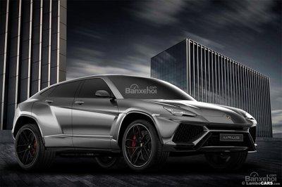 Xem trước siêu SUV Lamborghini Urus phiên bản sản xuất a3