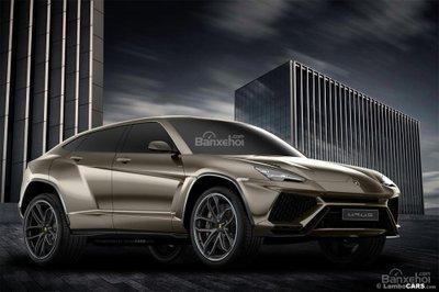 Xem trước siêu SUV Lamborghini Urus phiên bản sản xuất a5