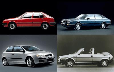 10 mẫu xe Ý xấu nhất trong lịch sử.