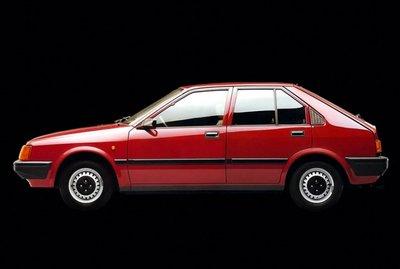 10 mẫu xe Ý xấu nhất trong lịch sử 1