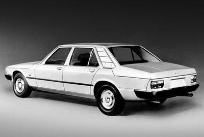 10 mẫu xe Ý xấu nhất trong lịch sử 7