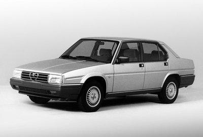 10 mẫu xe Ý xấu nhất trong lịch sử 8