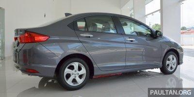 Honda City X sẽ chỉ sản xuất 450 chiếc 2