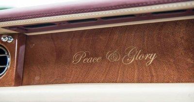 """""""Hàng độc"""" Rolls-Royce Phantom Peace & Glory dành riêng cho đại gia Việt a11"""