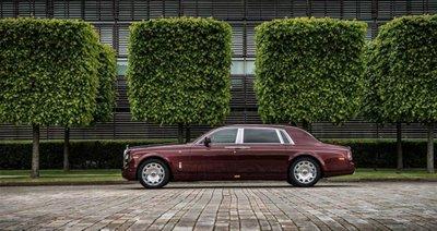 """""""Hàng độc"""" Rolls-Royce Phantom Peace & Glory dành riêng cho đại gia Việt 1"""