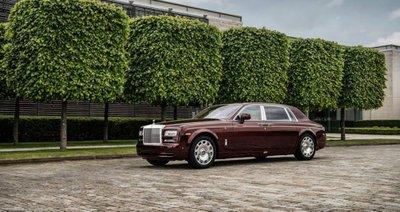 """""""Hàng độc"""" Rolls-Royce Phantom Peace & Glory dành riêng cho đại gia Việt a1"""