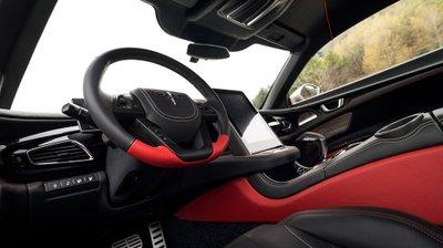 Xe điện Trung Quốc Qiantu K50 sẽ Mỹ tiến, đại chiến Tesla 4